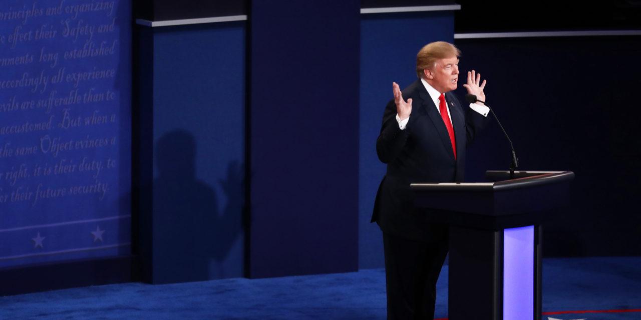Presenting the Best Memes of the Third Presidential Debate
