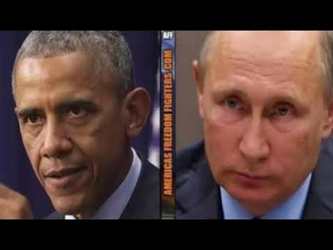 DAMAGING NEWS- BOMBSHELL REPORT: Obama COLLUDED With PUTIN To Commit TREASON, This Is OUTRAGEOUS!!