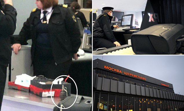 British teacher triggers significant safety alert at Moscow flight terminal after aiming to sign in for journey to London with a … – Daily Mail
