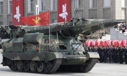 Could the United States get North Korea's projectiles prior to launch?