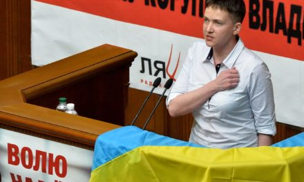 First Nadiya Savchenko Created Hell in Russian Prison, Now in Ukraines Parliament