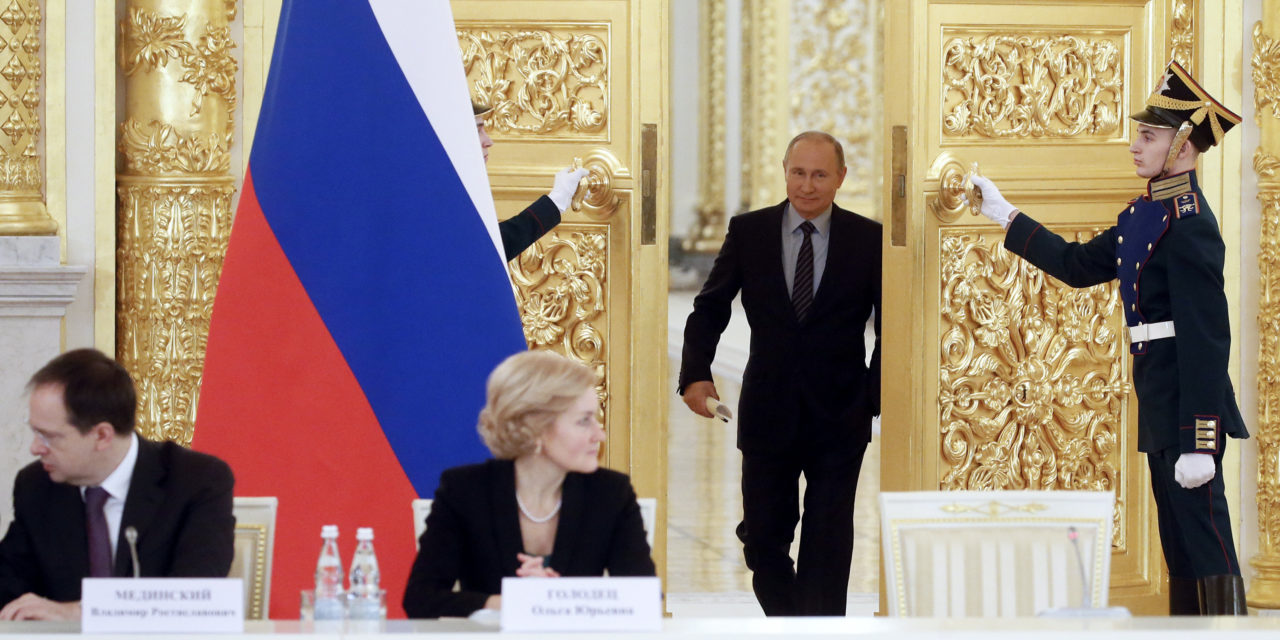 SitRep: How Moscow Did It – Foreign Policy( blog site)