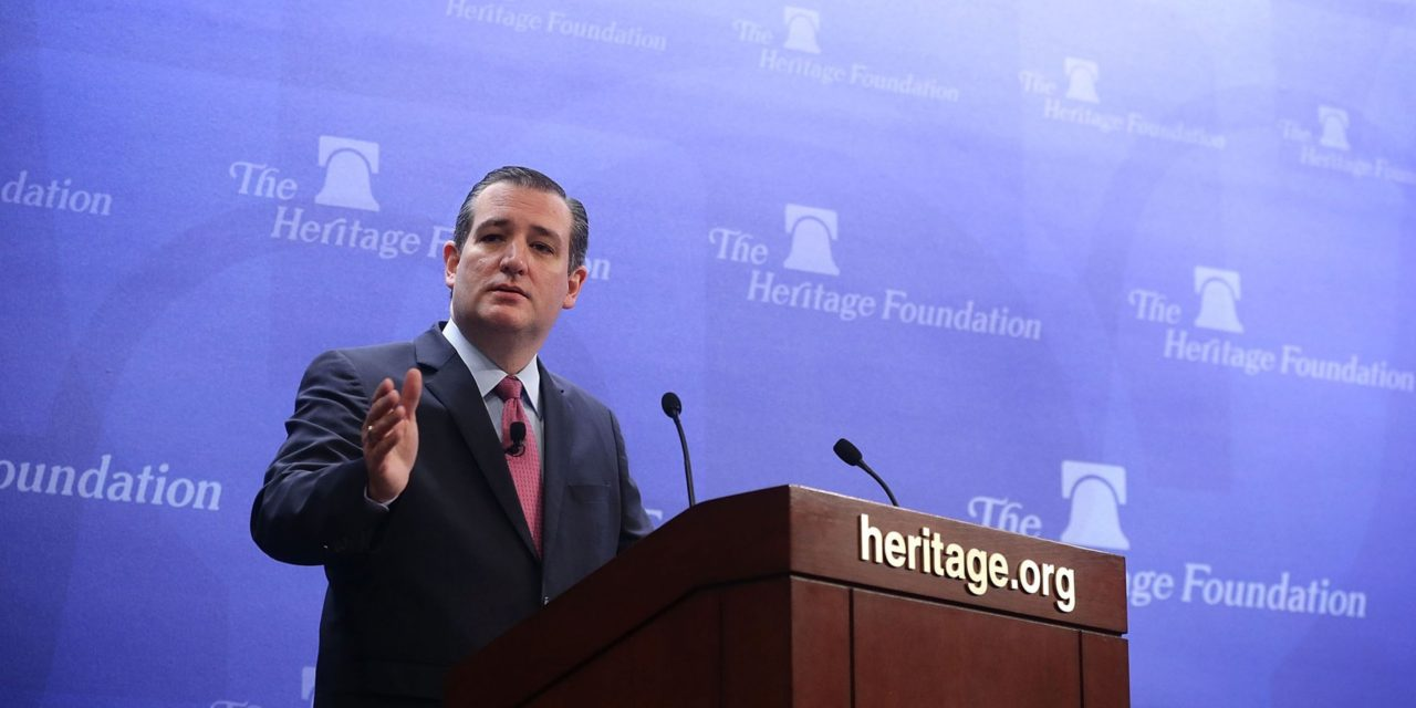 Cruz To Dictators: You Do You
