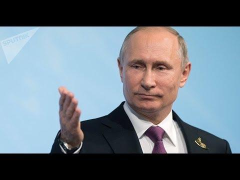 Putin presenta solicitud como candidato presidencia