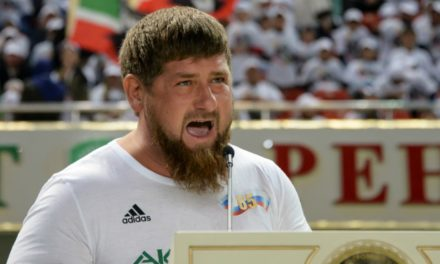 Russia Wants Answers Over Chechen Leader Ramzan Kadyrovs Blocked Instagram
