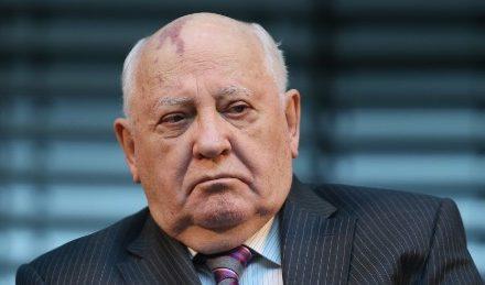 Last Soviet leader Gorbachev prohibited from Ukraine