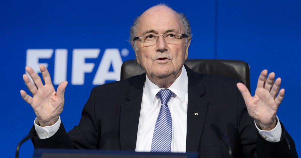 Sepp Blatter Claims 2022 World Cup Was Supposed To Be In The U.S.