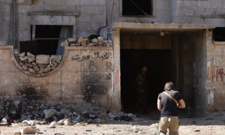 Syria Cease-FireTakes Effect Between Government And Some Rebel Groups