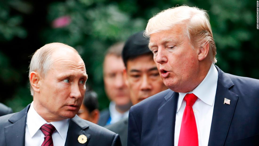 What Trump and also Putin ought to've actually talked about in Asia
