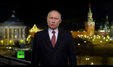 Putin's New Year Address 2018