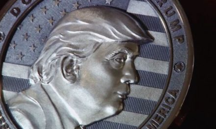 Russian business produces a $10,000Trump coin to commemorate brand-new BFF