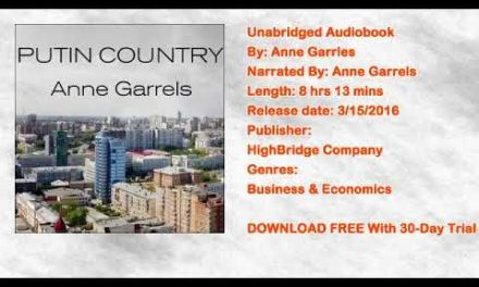 Putin Country: A Journey Into the Real Russia Audiobook by Anne Garrles