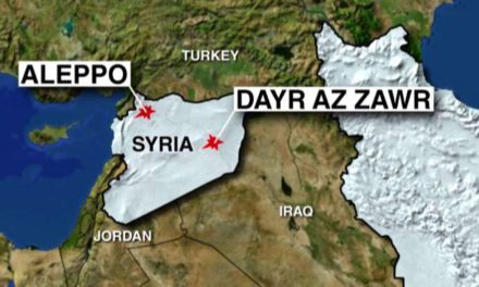 Syrian Truce Receives New Blows With Airstrikes, Shelling