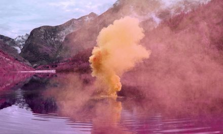 Filippo Minelli uses smoke to spotlight political and social issues