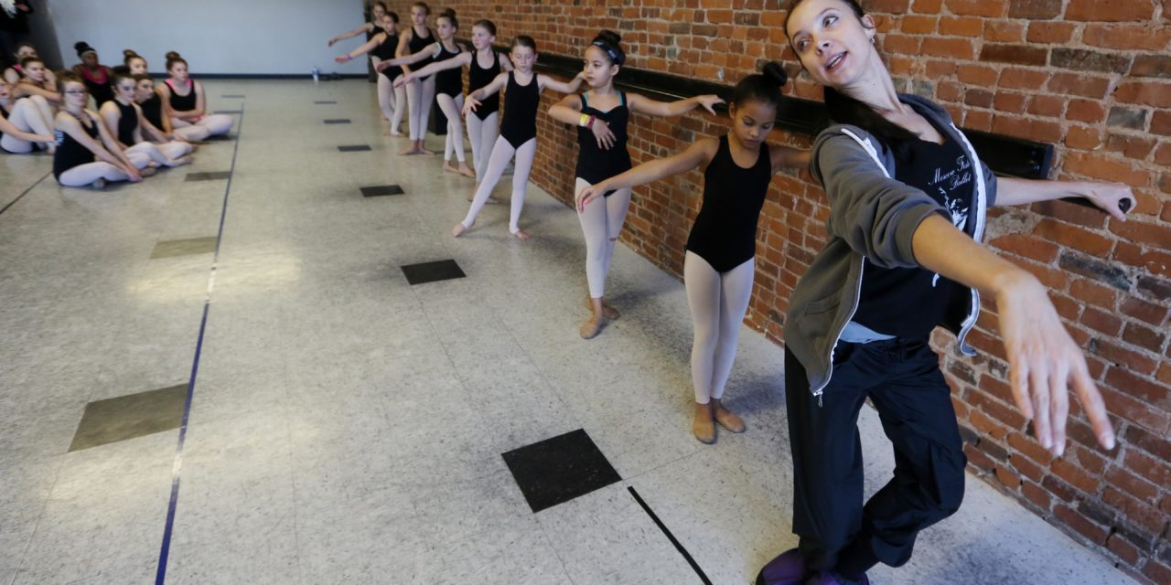 Moscow Festival Ballet professional dancer joy little professional dancers – Burlington Hawk Eye