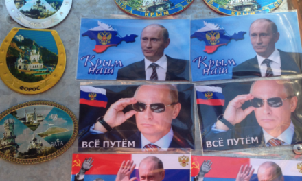 The Cult of Putin as well as Trump Grows in Crimea