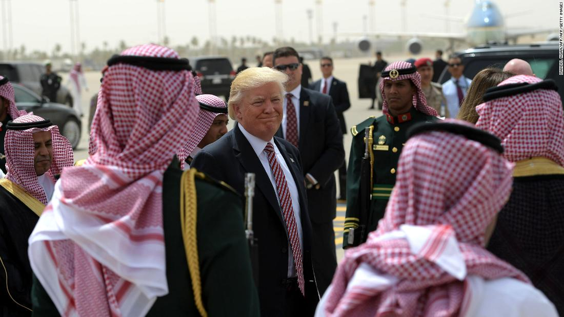 How President Trump's initial year altered the Middle East