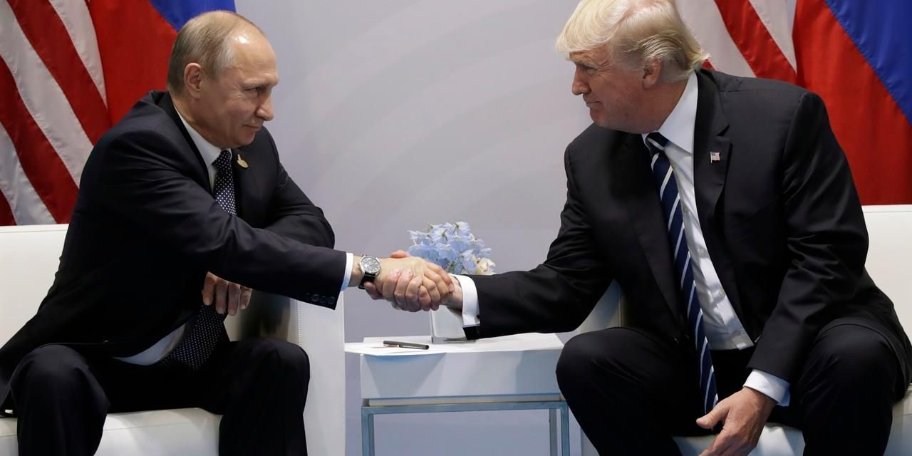Trump presses Putin on Syria, United States political election meddling in initial conference