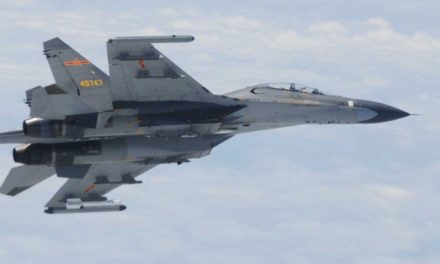 Russian boxer jet flies 5 feet from United States spy airplane