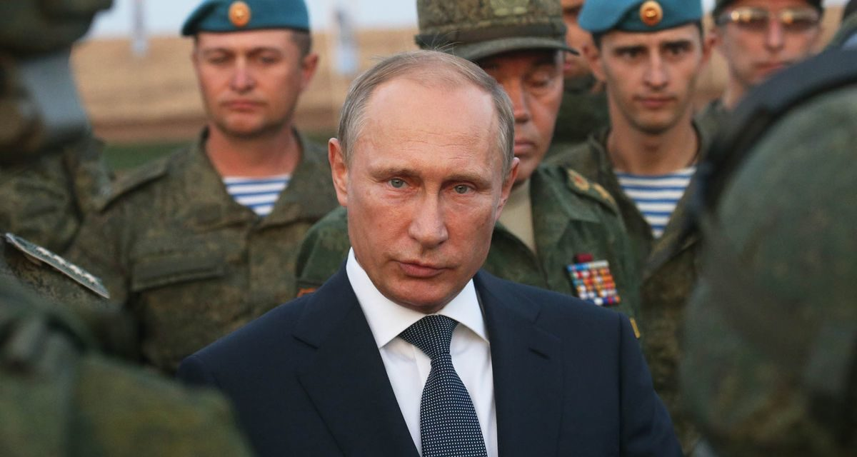 Putin Starts War Game on NATO Frontier, Alarming Wary Europe
