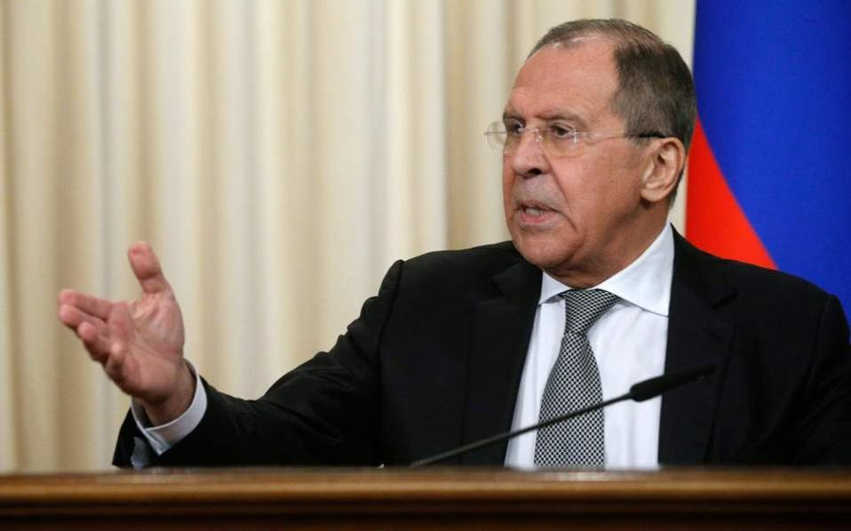 Lavrov: Greece must not make concessions in FYROM name talks – Kathimerini