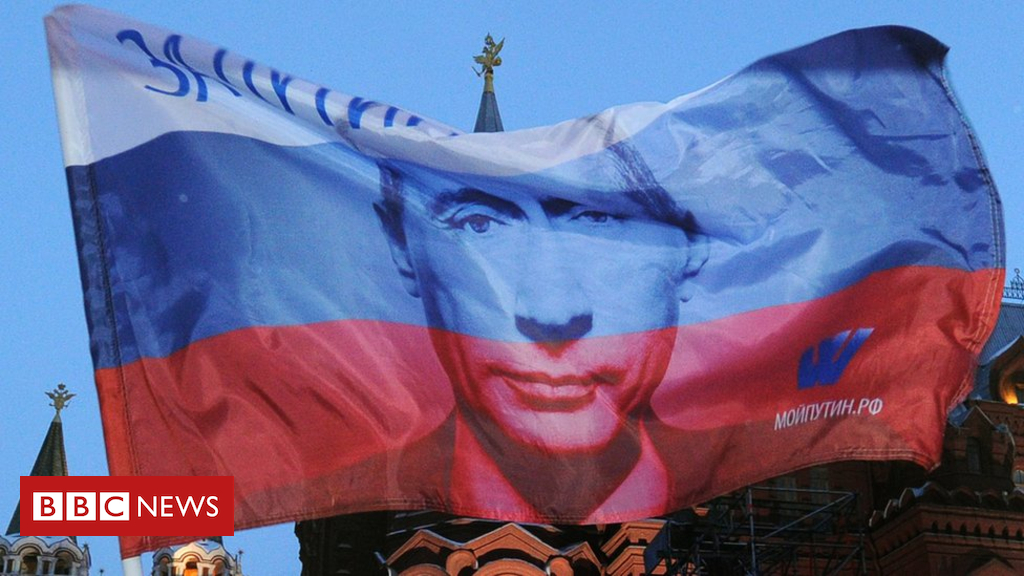 Pro-Putinsocial info project pirated by movie critics – BBC News