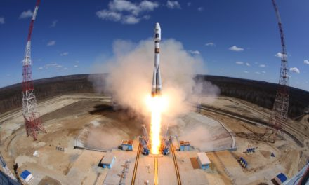Putin hails initial rocket launch from brand-new cosmodrome