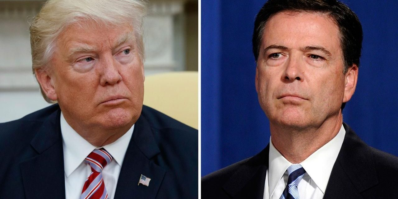 Comey statement leaves subjects unanswered regarding anti-Trumpfile