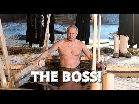 Putin Takes Icy Plunge access Freezing Water as far as Mark Orthodox Christian Epiphany