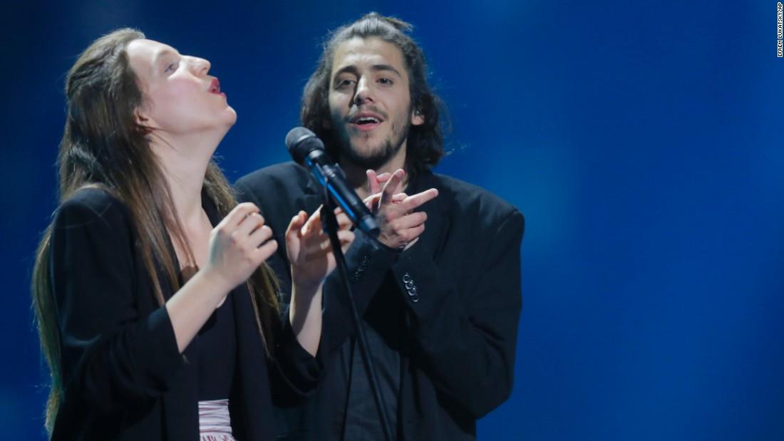 Portugal's Salvador Sobral success Eurovision Song Contest