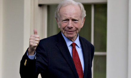 Joe Lieberman Has I Predatory Loan Problem