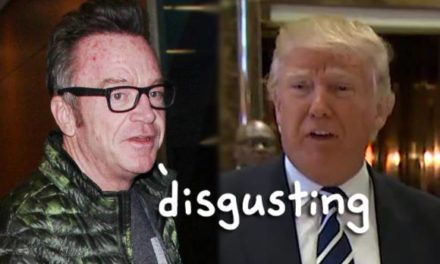 Tom Arnold Says He Can No Longer Produce Those Donald Trump N-WordTapes– But 'WatergateLevel' Journalists Are On The Occurrence!