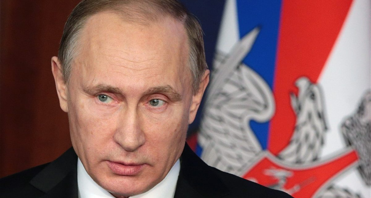 Putin vows to 'immediately destroy' any threaten to Russian forces-out in Syria