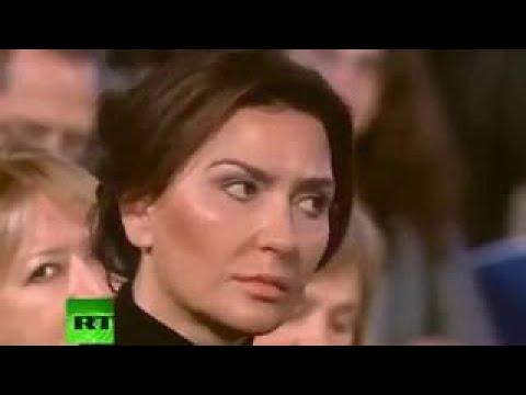 VladimirPutin brillante como siempre.
