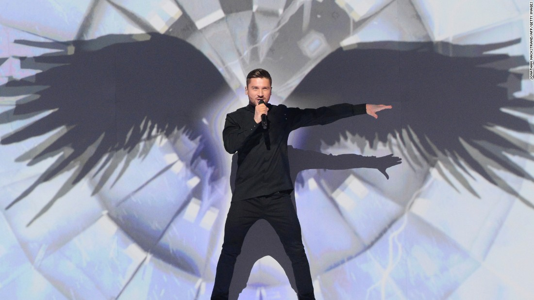 Russia claims no, befalls of Eurovision