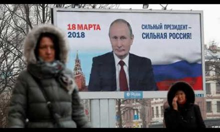 News Update Russia Putin: Kremlin implicates United States of meddling in political election 29/01/18