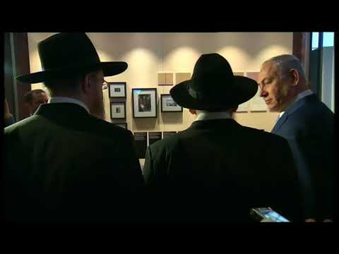 Russia's Putin as well as Israel's Netanyahu go to Jewish Museum in Moscow