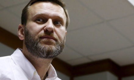 Russian Opposition Leader Navalny Attacked And Beaten In Airport