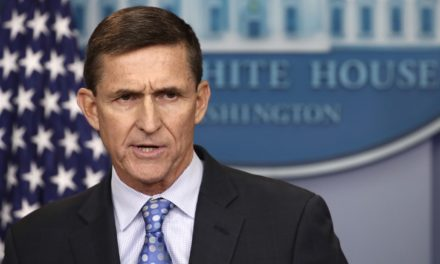 Flynn's talks with Russian ambassador indicate bigger trouble
