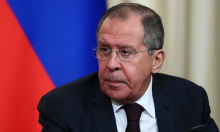 Lavrov caught napping alter took goodbye as far as IOU Washington's' Kremlin List' – TASS