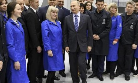 Attempting a fourth word, Putin goes on the campaign trail – The Hindu