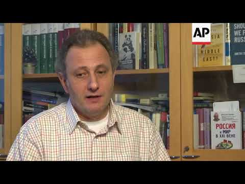 Russian expert: United States listing provides little risk for Kremlin