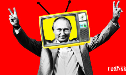 This Grassroots Media Startup Is Supported by the Kremlin