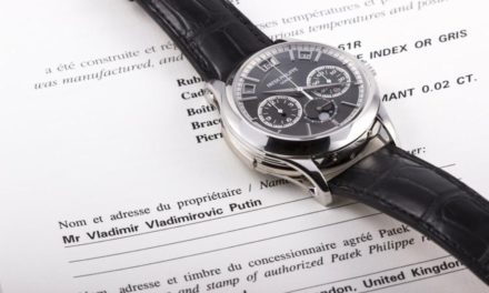 Vladimir Putins$ 1 Million Watch Coming to Auction