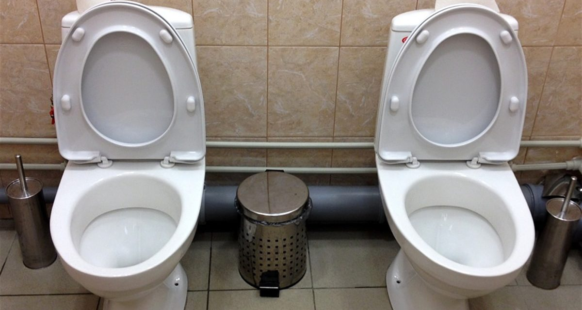 The interested instance of the Sochi dual bathrooms
