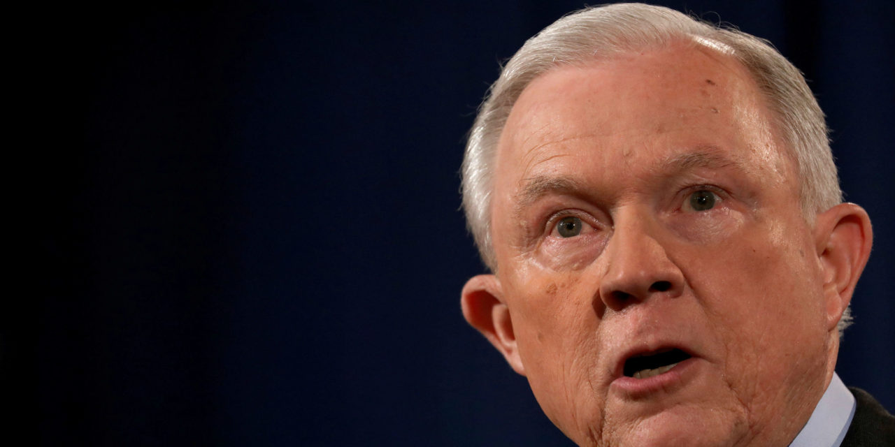 Report: Sessions, Russian Ambassador Talked Campaign Issues