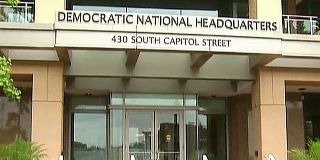 Russian connections: Ex- intel authorities states proof on hacked DNC web servers indicate country state|Fox News