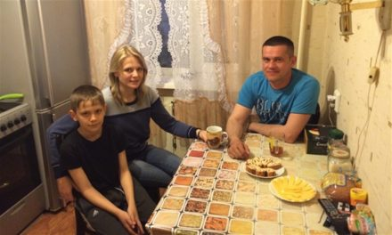 The Ukrainians beginning a brand-new life- in Russia