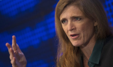 Samantha Power Slams Move By Muslim Nation To Shut Out LGBT Groups From UN Meeting