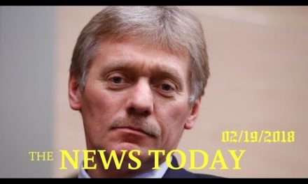 Kremlin Says Charges Over U.S. Election Tampering Prove Nothing|News Today|02/19/2018|Don …